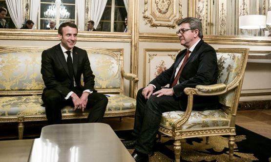 La France de Macron-Mélenchon, c'est celle du Grand Remplacement