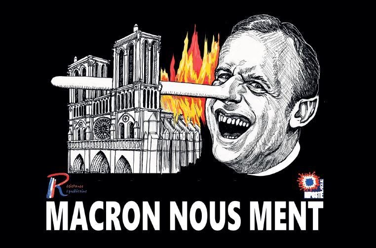 Incendie de Notre-Dame : comment ils ont enterré l'enquête