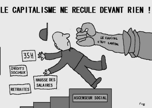 Le Kapitalisme, covid-19 des Nations