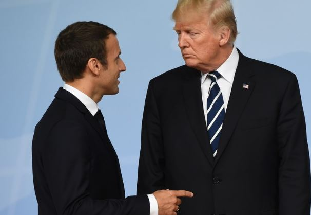 Trump avait raison : tout ce que touche Macron devient de la merde