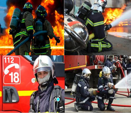 Les pompiers montent au feu contre la vaccination obligatoire