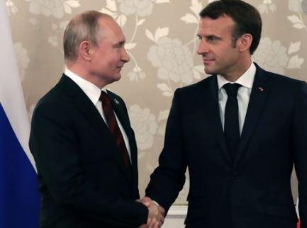 Seule une force franco-russe peut sauver les Arméniens !