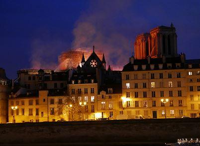 L'incendie, avenir de nos églises en France