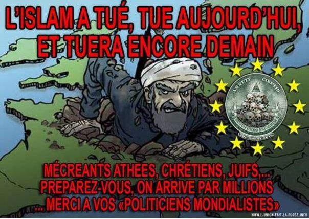 L'immigration est dévastatrice pour la France!