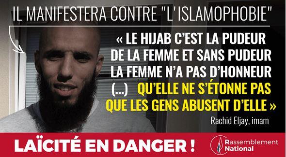Charlie : si on n'interdit pas l'islam, on ne peut interdire ses pratiques