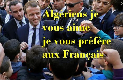 La France et l'Algérie : tout un programme