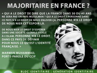Marwan Muhammad a fait scander en plein Paris «Allah Akbar», cri de guerre des musulmans