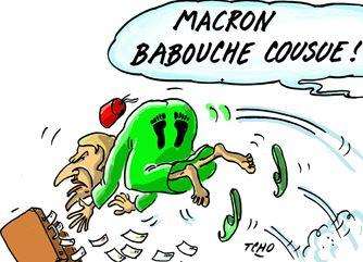 Macron et sa bande ont dépassé les bornes
