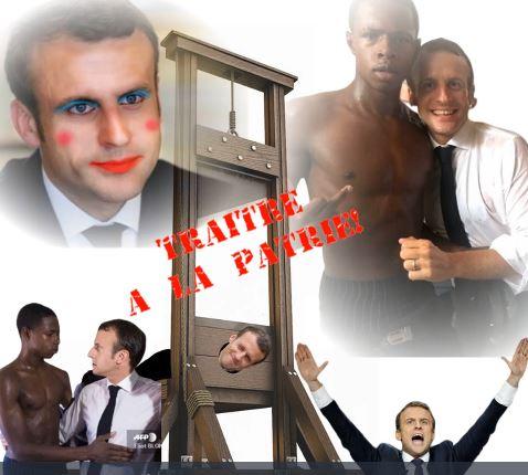 Programme d'action de la Droite Nationale pour 2022: virer Macron