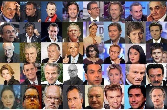 Macron célèbre la liberté de la presse… aux ordres !
