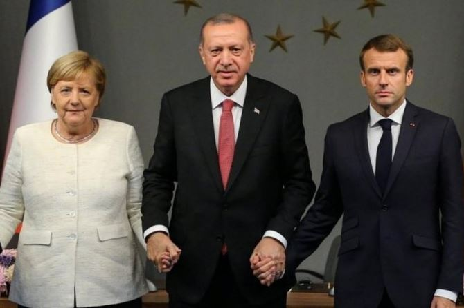 Erdogan a recréé l'Empire ottoman et prépare l'invasion de l'Europe