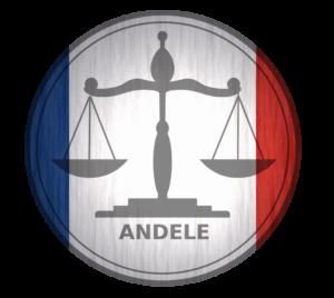 Logo de l'association ANDELE