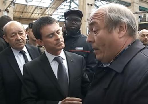 Bataclan : l'indécent Valls se pose en victime et ose déposer plainte !