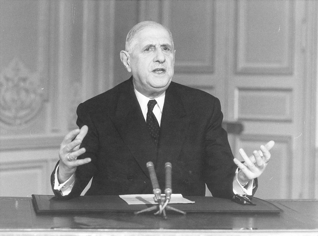 Il y a 50 ans, de Gaulle mourait : cela ne m'a pas attristé