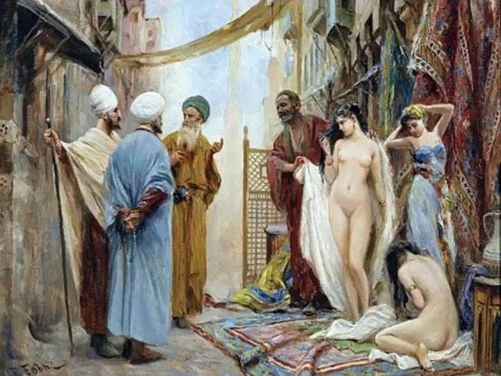 La traite négrière arabo-musulmane : un génocide par castration !