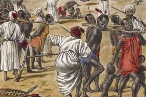Mon coup de gueule au sujet de l'esclavage!