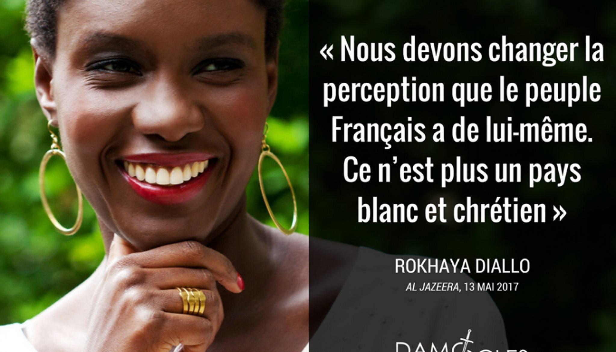 Racisme : quand verra-t-on Rokhaya Diallo faire l'amour avec un Blanc ?