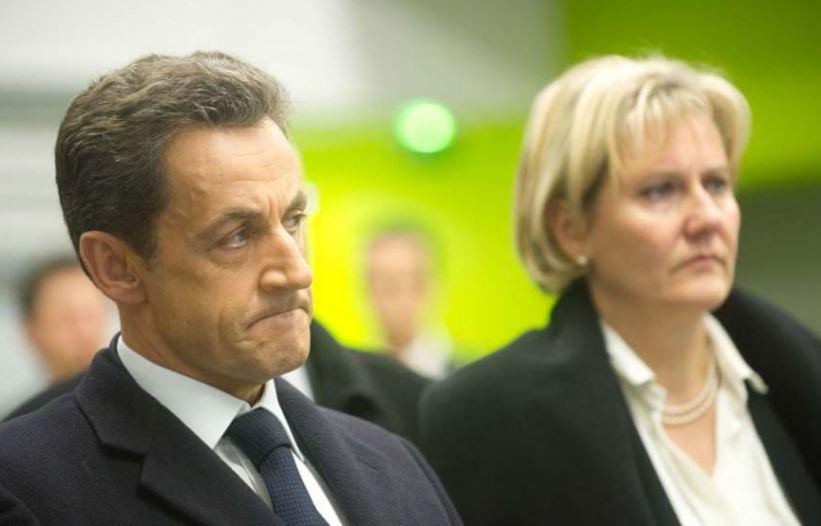 Nadine Morano, une Don Quichotte sur un mauvais cheval :  Nicolas Sarkozy