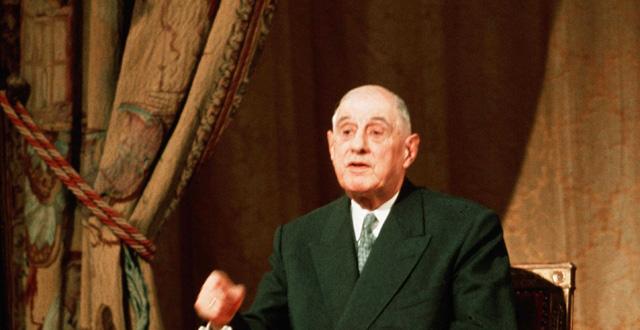 Le 13 mai 1958: l'espoir trahi par de Gaulle!