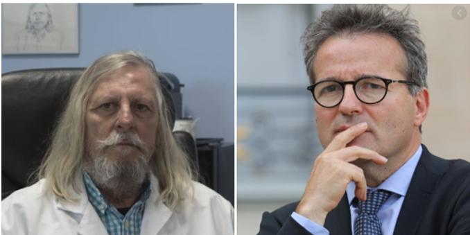 Le professeur Raoult n'accepte pas d'être diffamé par Hirsch : procès !