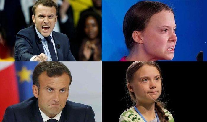 Le patient Emmanuel Macron est autiste Asperger… comme Greta !