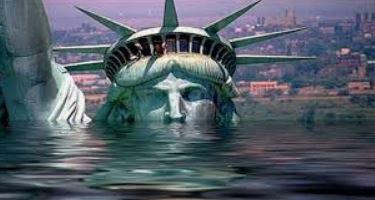 Fiction sur l'effondrement des États-Unis