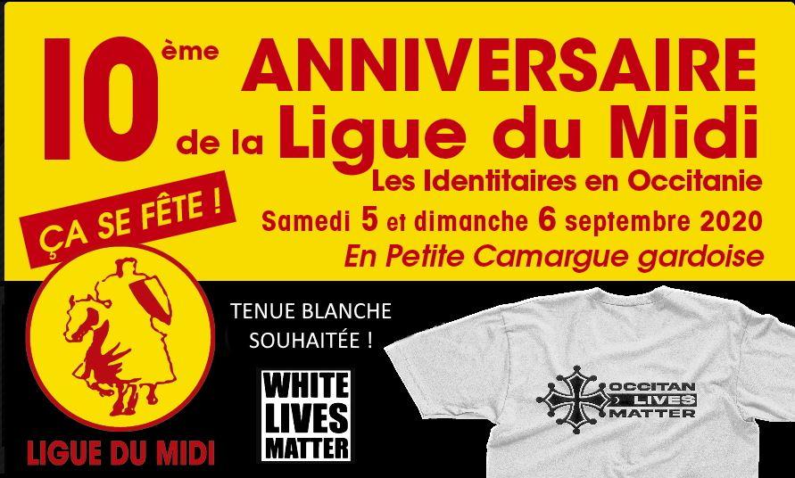 Rendez-vous en Petite Camargue pour les dix ans de la Ligue du Midi
