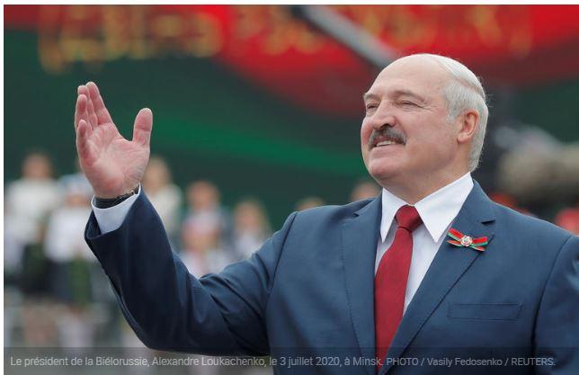 Incroyable détournement d'avion pour capturer un opposant biélorusse