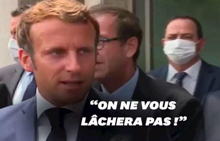 Liban : Emmanuel Macron s'égare et dérape