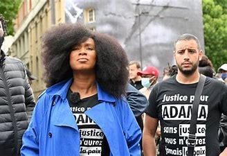 Assa Traoré, la folle qui prend noirs et arabes pour des bébés phoques