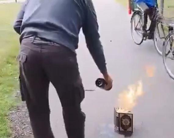 Un coran brûlé, les muzz mettent le feu à Malmö !