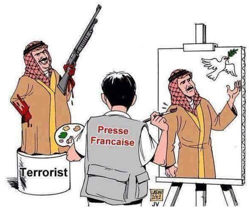 Les terroristes ont tous le même but : soumettre par la peur