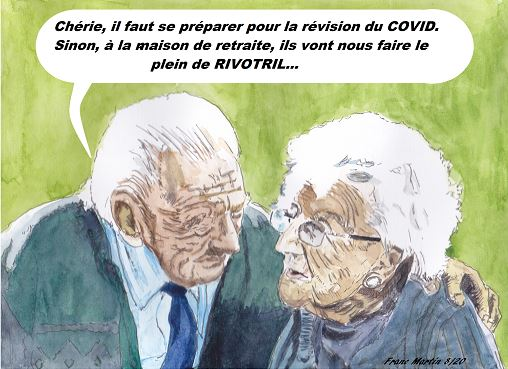 Masque obligatoire partout dans 1 463 communes, soit 4 % des villes françaises !