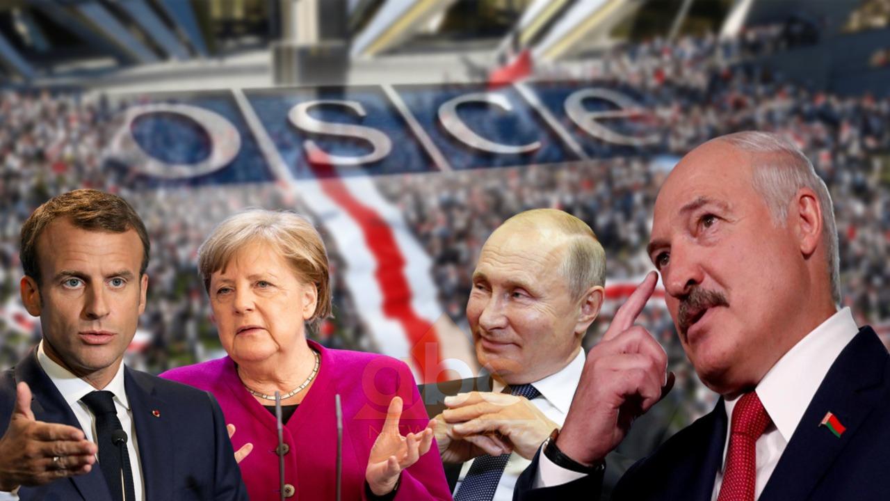 Biélorussie : Macron et Merkel ne se cachent même plus…