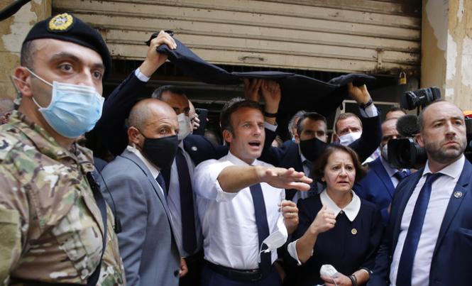 En misant sur le Hezbollah, Macron entraîne le Liban vers une nouvelle guerre civile