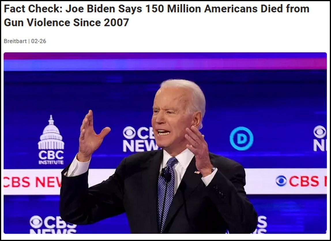 Série: Biden, en pleine démence,fait disparaître 270 millions d'Américains (6)