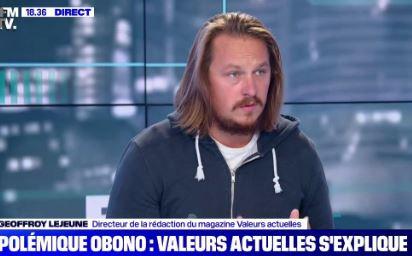 Je suis Geoffroy Lejeune