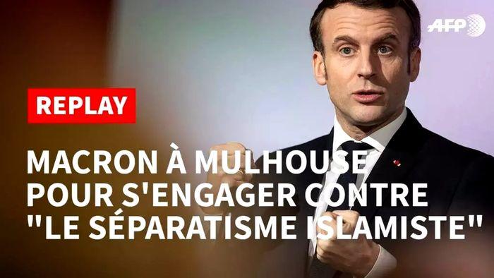 Séparatismeislamique : le tour de passe-passe du Président Macron!