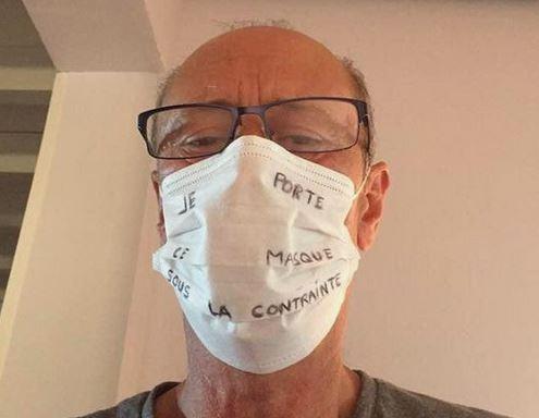 Ils ont donc décidé que les Français porteraient le masque toute leur vie