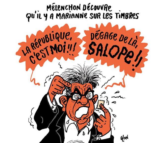J'en ai marre de l'impunité médiatique de Mélenchon