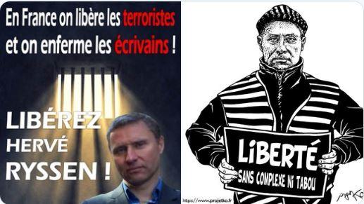 Hervé Ryssen est en prison : le pouvoir mondialiste traque ses opposants
