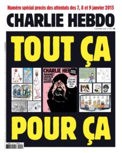 Tout ça pour ça : ouverture du procès des assassins de Charlie