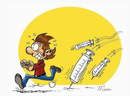 Non aux vaccins OGM bâclés qu'ils veulent nous imposer