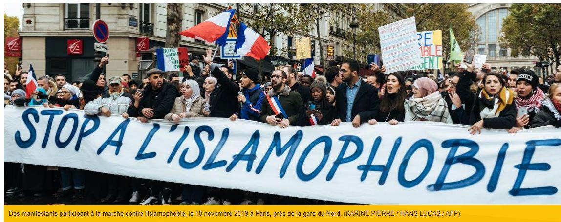 Face aux islamistes, la France perd des territoires, Israël en gagne