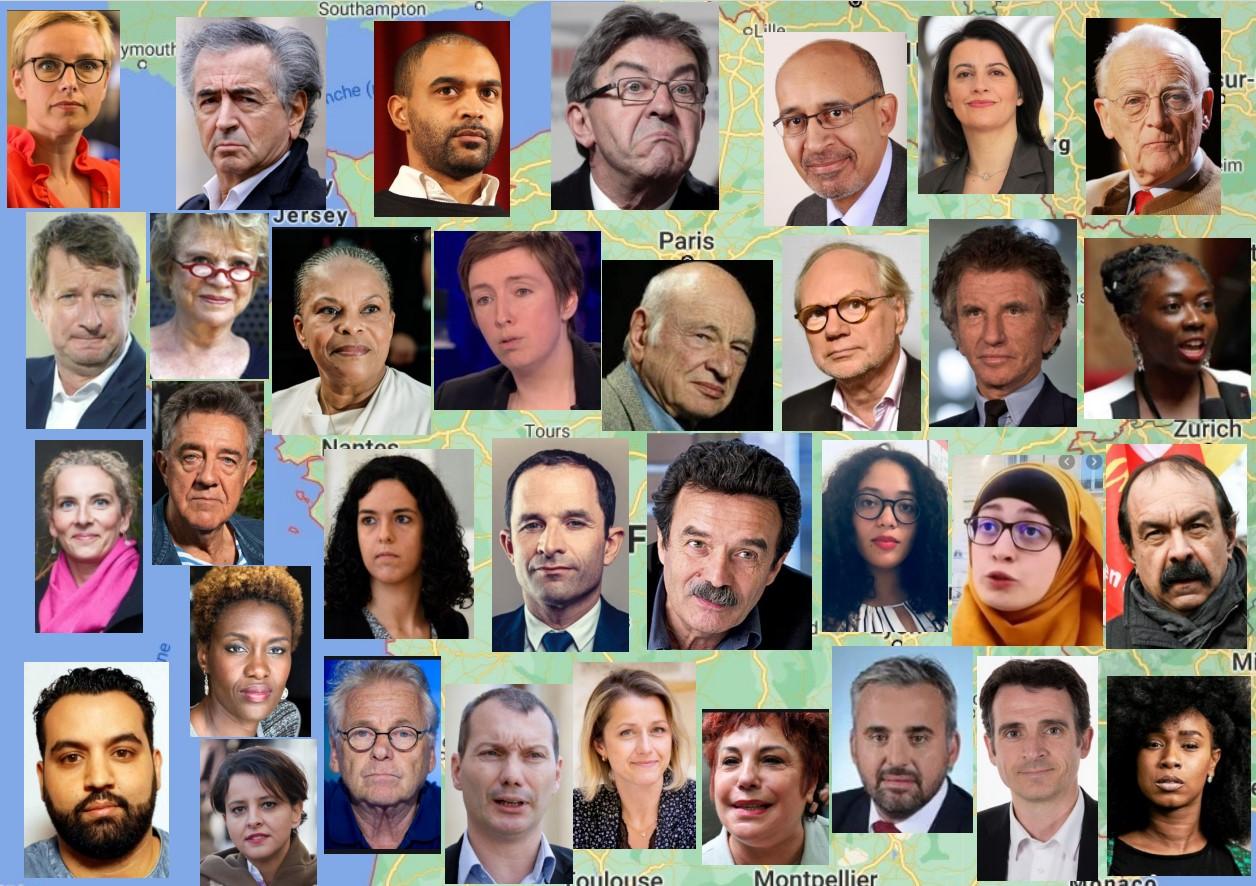 Nos généraux ont démasqué les traîtres qui veulent détruire la France