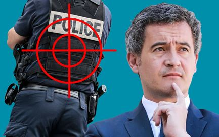 Darmanin ne veut pas fermer les frontières, car certains assassins sont français
