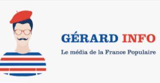 Un petit nouveau, Gérard Info, le média de la France populaire