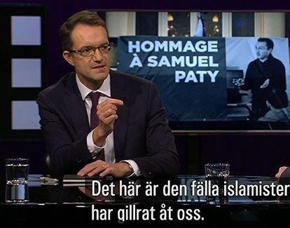 Gonneville, ambassadeur en Suède avoue : la France est un pays musulman