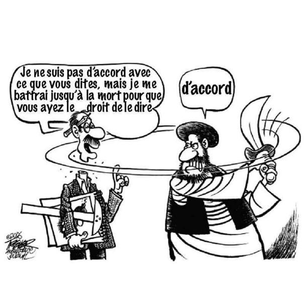 Un Français décapité : la République, ses hystériques et ses fatwas