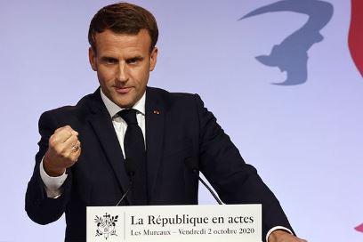 Critique du discours de Macron sur le séparatisme